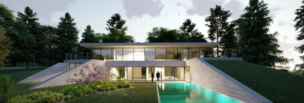 Artea Architectuur Nieuwbouw Rendu 2 Photo SHAKO