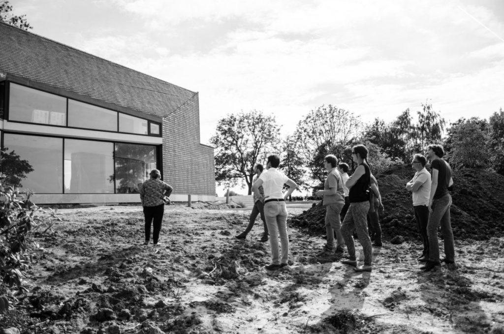 postes vacants artea architecture nouveau bâtiment bâtiment moderne entreprise entrepreneur projet total