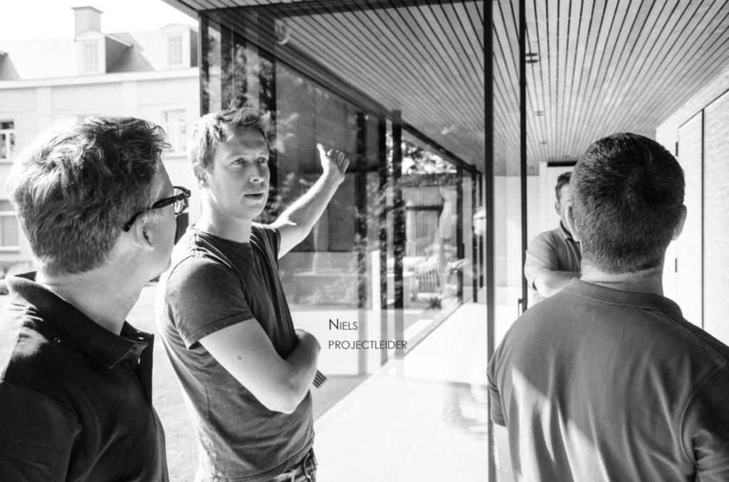 artea architecture nouveau bâtiment bâtiment moderne entreprise entrepreneur projet total